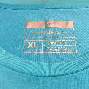 Nike Tops - Nike FIT DRY Sports Tee: XL